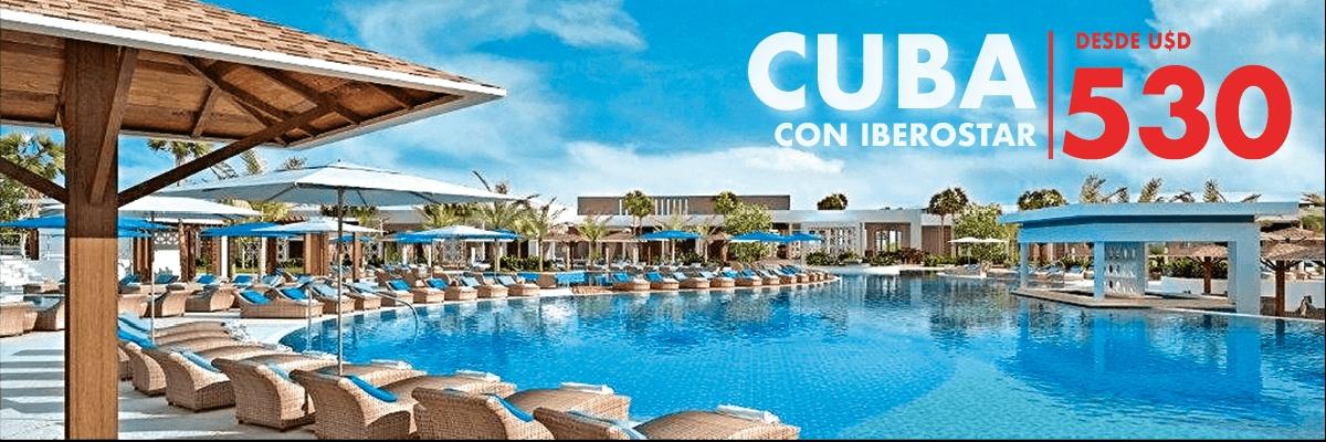 CUBA CON IBEROSTAR: SEPTIEMBRE Y OCTUBRE