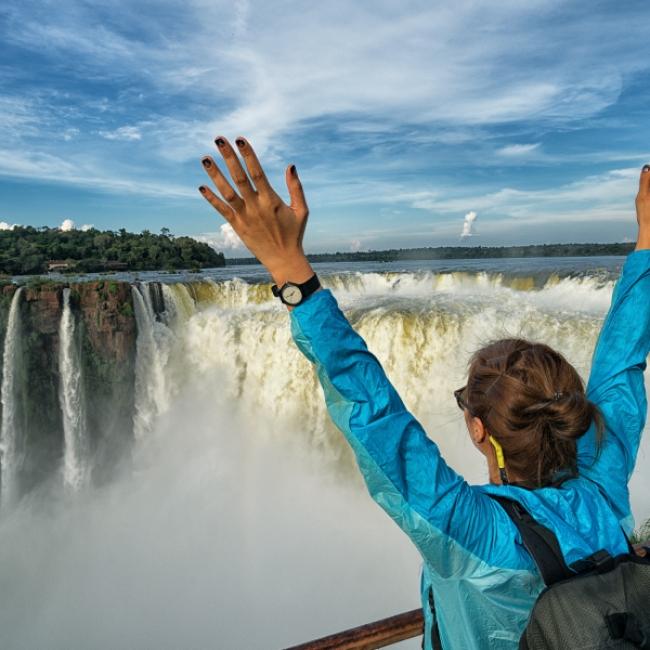 Turismo Accesible - inclusivo - Receptivo argentina - Iguazú.