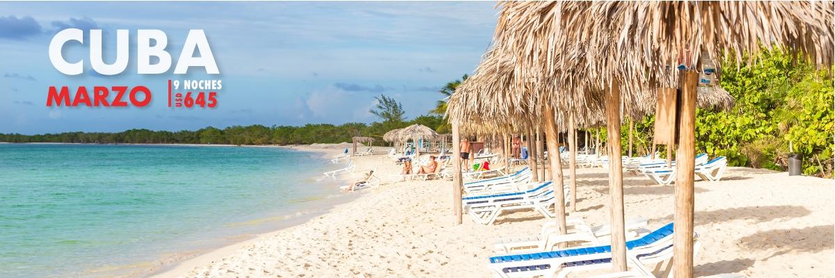 CUBA CON SOLES MARZO