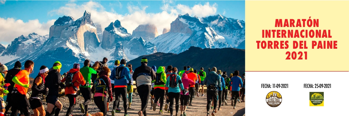 Maratón Torres del Paine 2021