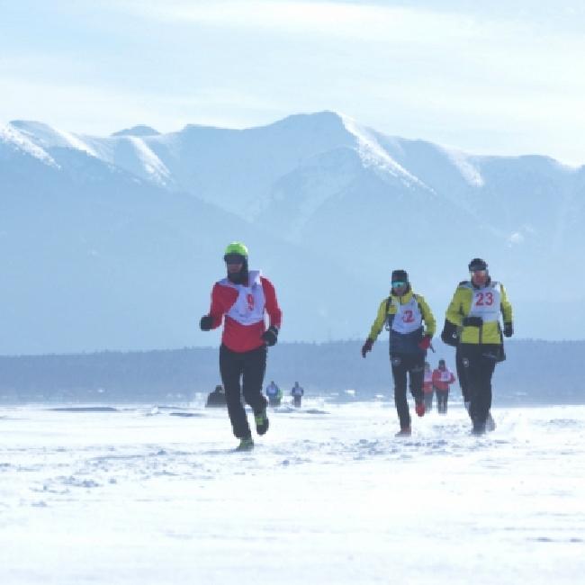 Maratón en Siberia