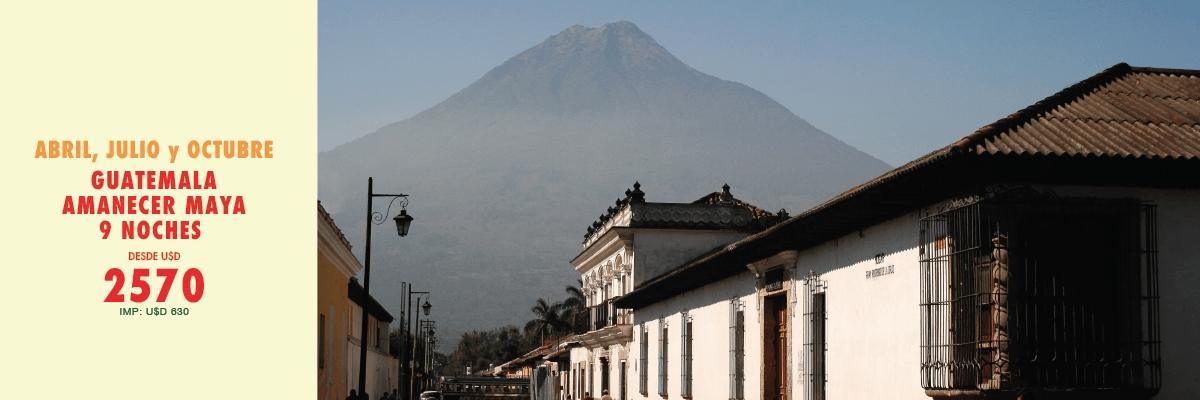 GUATEMALA, AMANCER MAYA