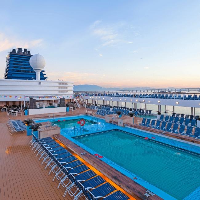 Cruceros por Caribe y Europa
